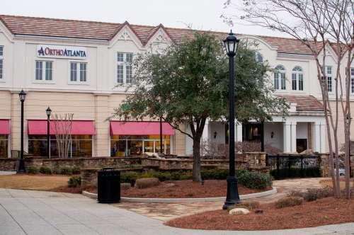 Urgent Care Fayetteville Ga >> Newnan Office   OrthoAtlanta Orthopedics & Sports Medicine ...