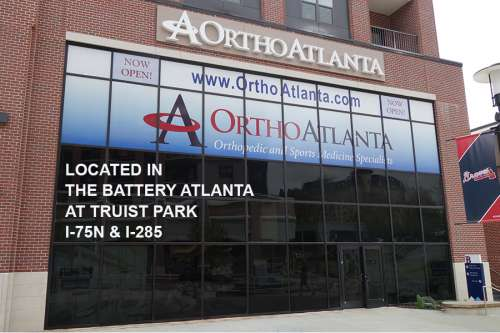 OrthoAtlanta The Battery Atlanta