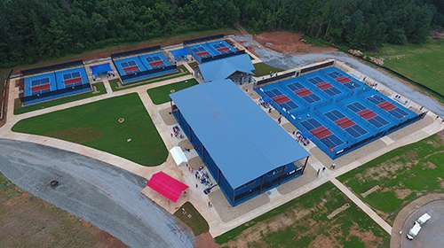 OrthoAtlanta official sports medicine provider to Spalding County Pickleball Association