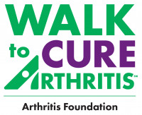 Walk to Cure Arthritis logo