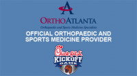 OrthoAtlanta is official orthopedic and sports medicine provider to Chick-fil-A Kickoff Game
