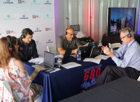 Joseph Wilkes, MD Interview with 680 The Fan / 93.7FM