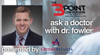 Dr. Donald E. Fowler on 3 Point Conversion Radio