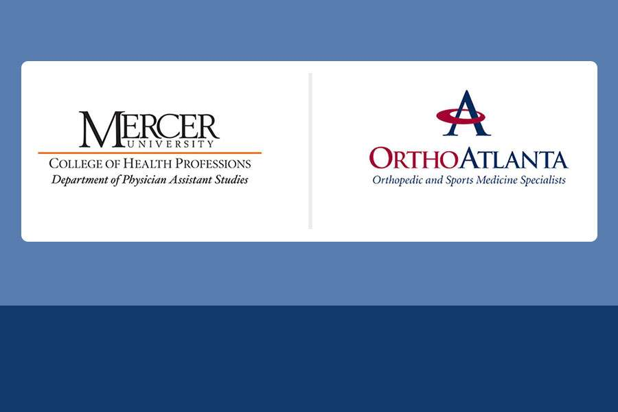 Mercer University and OrthoAtlanta