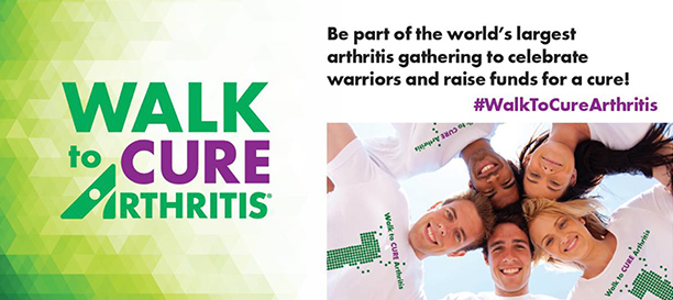Walk to Cure Arthritis 2019