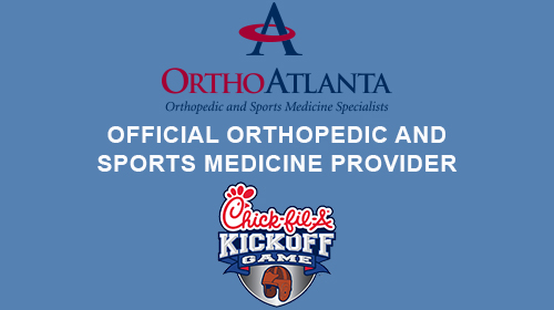 Official Orthopedic Sports Medicine Provider