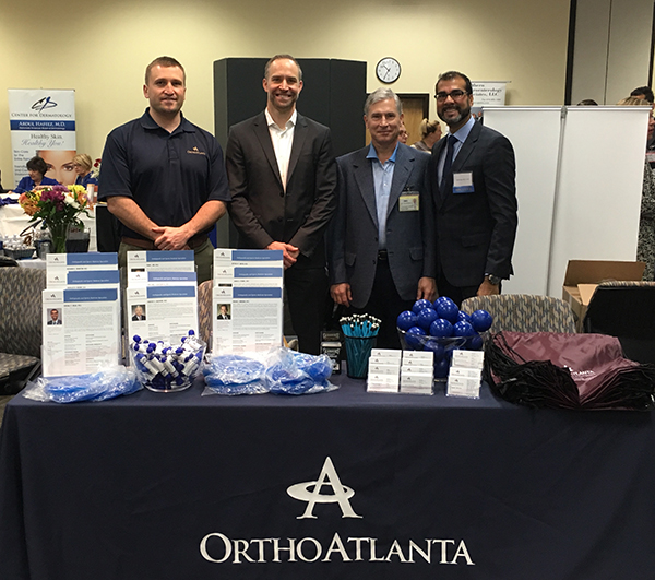 OrthoAtlanta physicians, Dr. Smith, Kasow, Gajewski, Dalal
