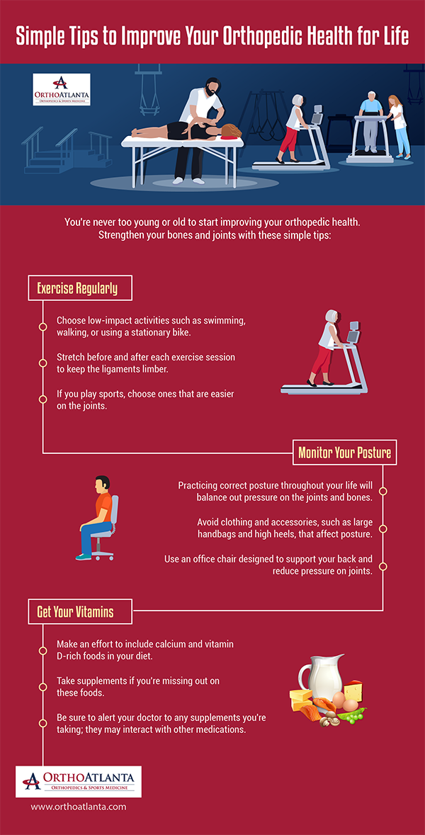 Orthopedic Health Tips