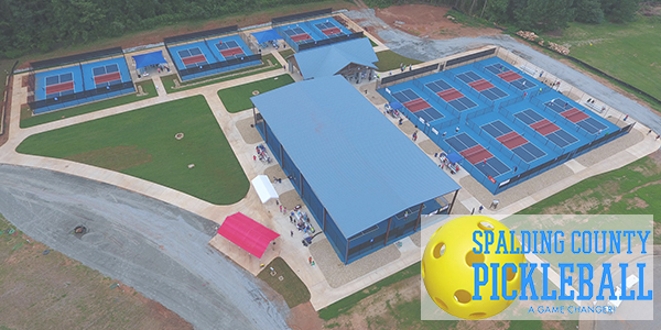 Spalding County Pickleball